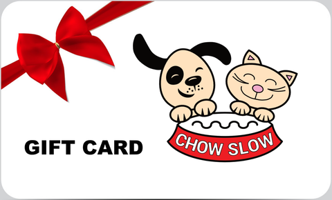 Chow Slow Gift Card