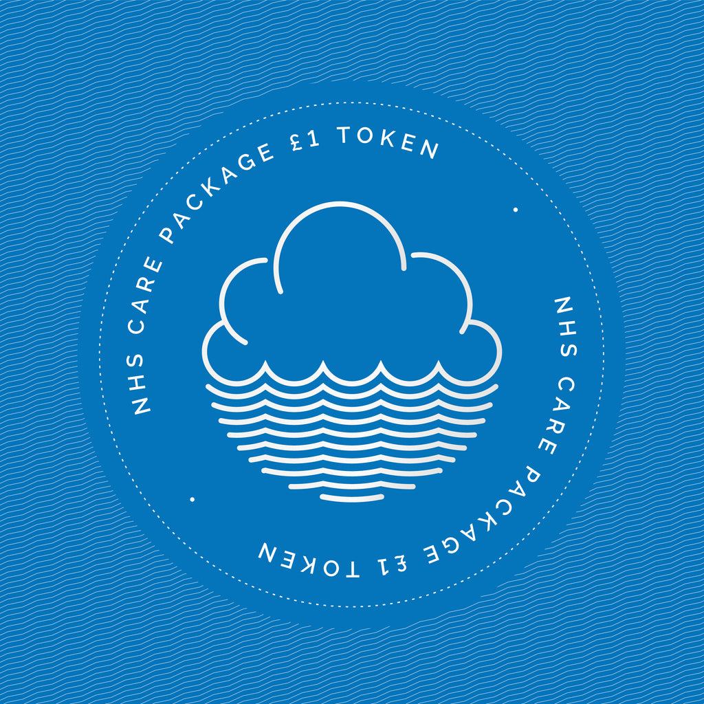 £1 Token towards NHS Worker Cloudwater Care Package