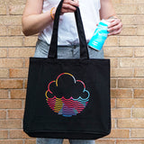 Cloudwater Large Tote Bag with Inner Pockets