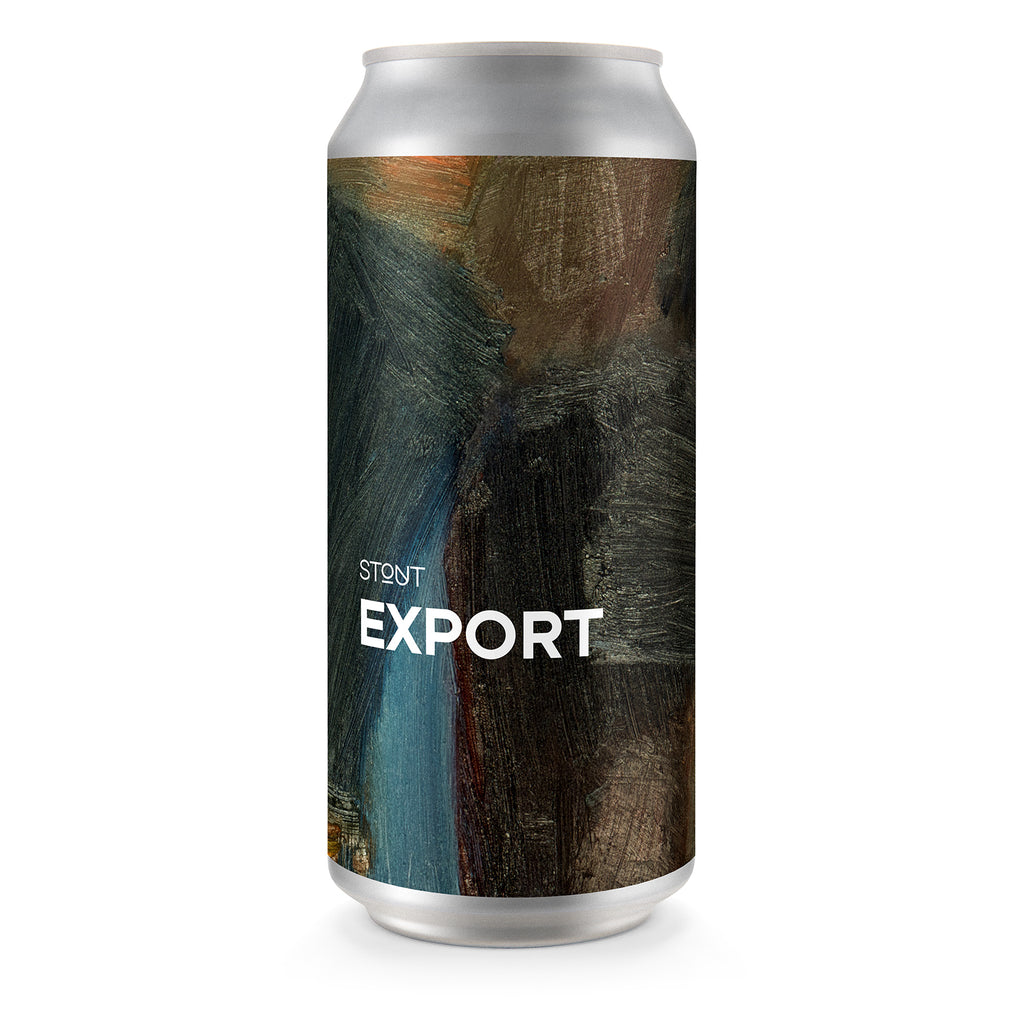 Boundary Brewing Cooperative - Export Stout