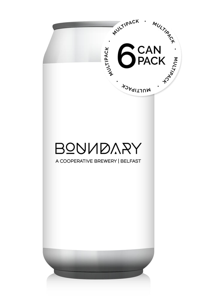 Boundary Brewing Cooperative Pack *NEW* [6 pack]