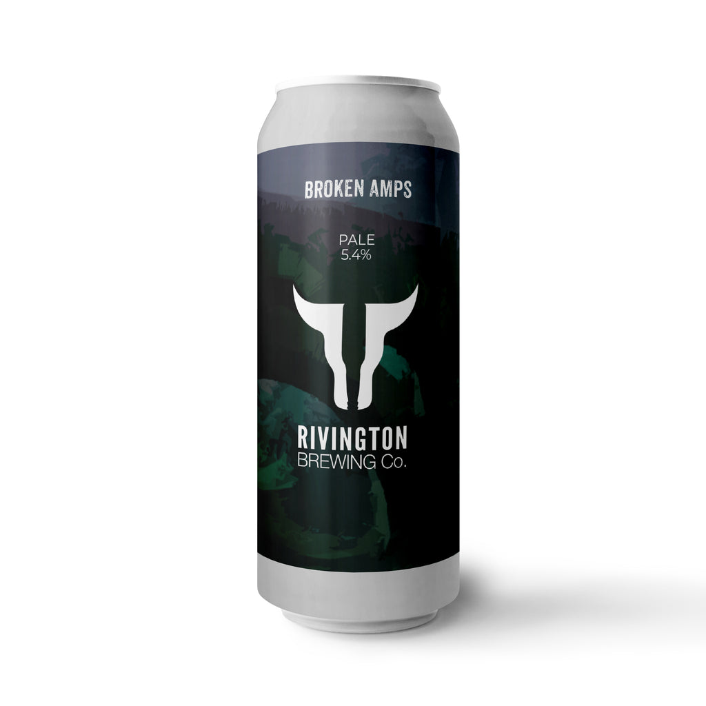 Rivington Brewing Co - Broken Amps ... [Pale Ale]