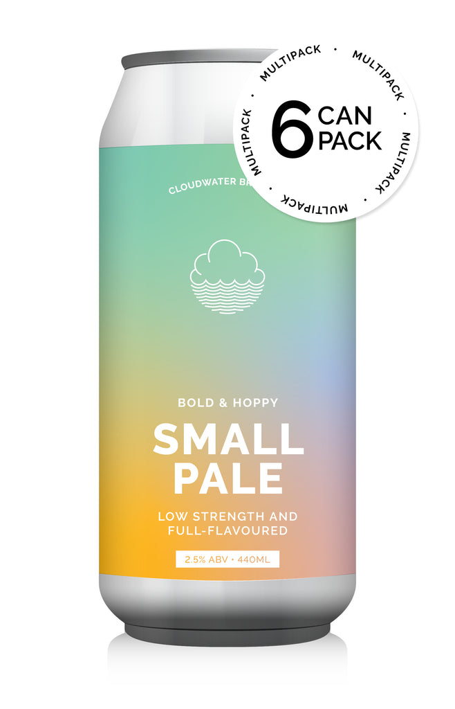 Small Pale [6 Pack]
