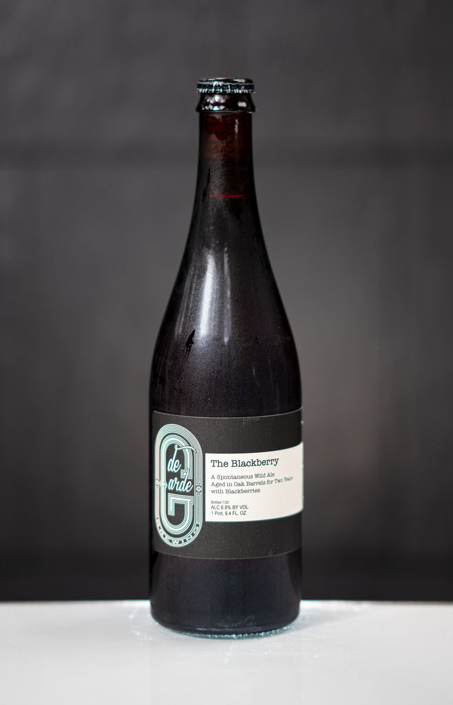De Garde - The Blackberry ... [Wild Ale w/ Blackberries]