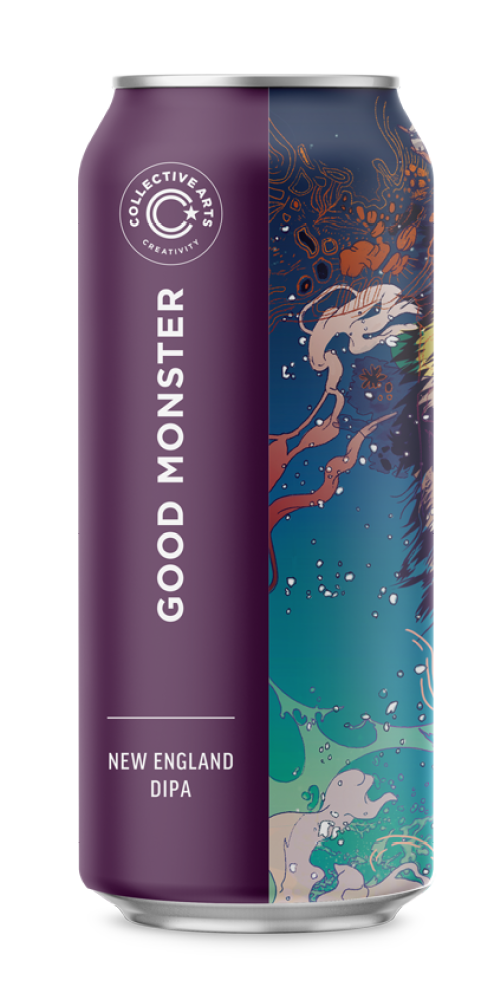Collective Arts - Good Monster ... [New England DIPA]