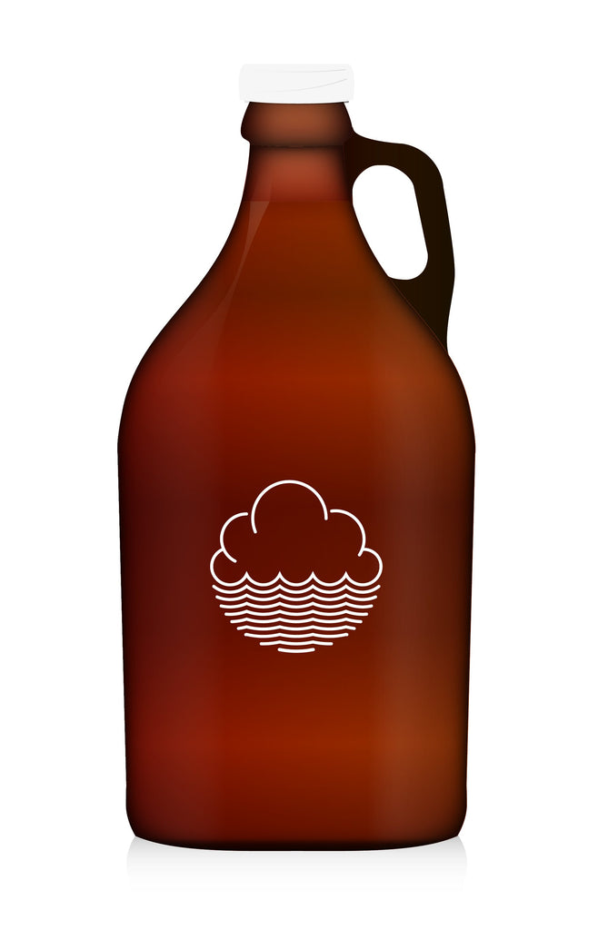 Cloudwater - Statement of Intent ... [London Local Deliveries and Collection Only] ... 64oz / 1.9L Growler Fill