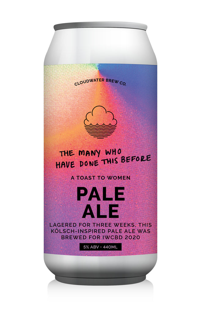 The Many Who Have Done This Before ... [Pale Ale]