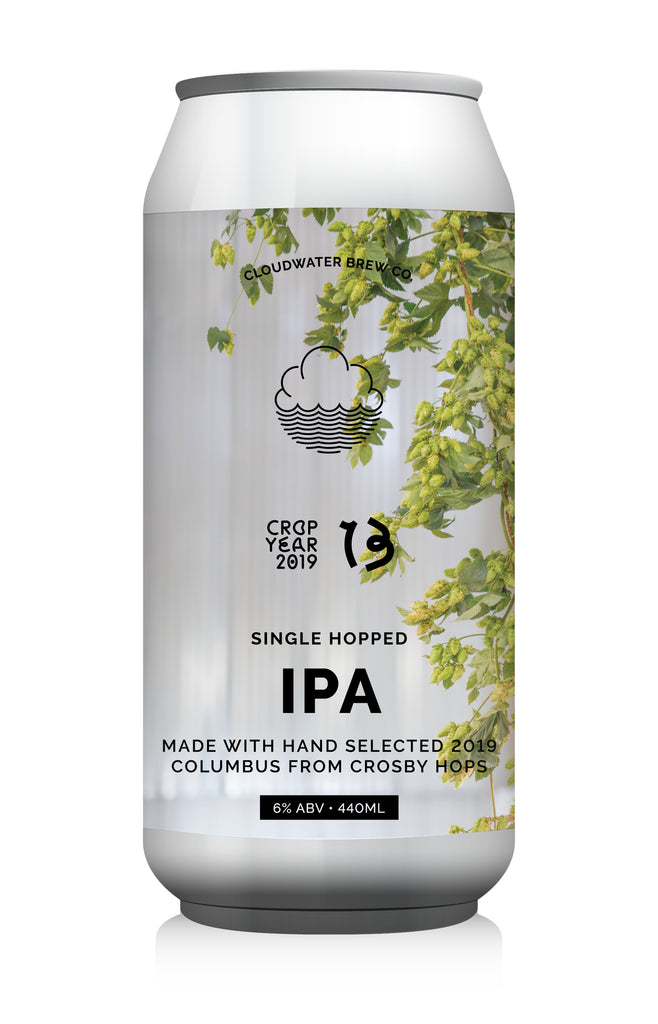Back On Boogie St ... [Columbus Single Hop IPA] ... Crop Year 2019 Series - [13]