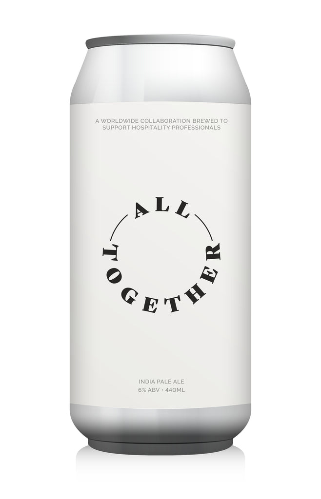 All Together IPA ... [Worldwide Collaboration]