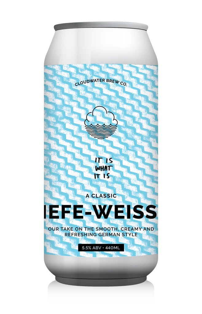 It Is What It Is ... [Hefe-weisse]