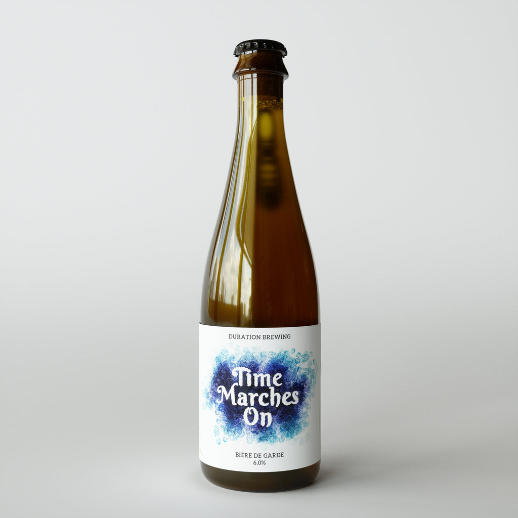 Duration - Time Marches On ... [Biere De Garde] ... [375ml]