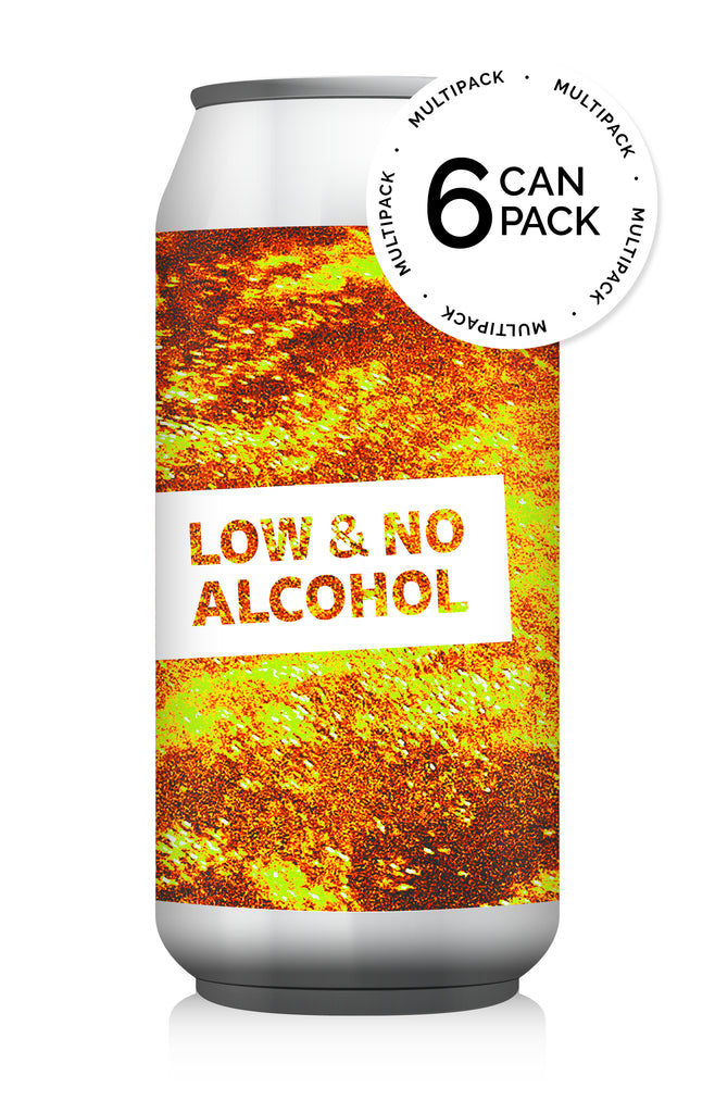 Fruity Low & No-Alcohol Pack ... [6-Pack]