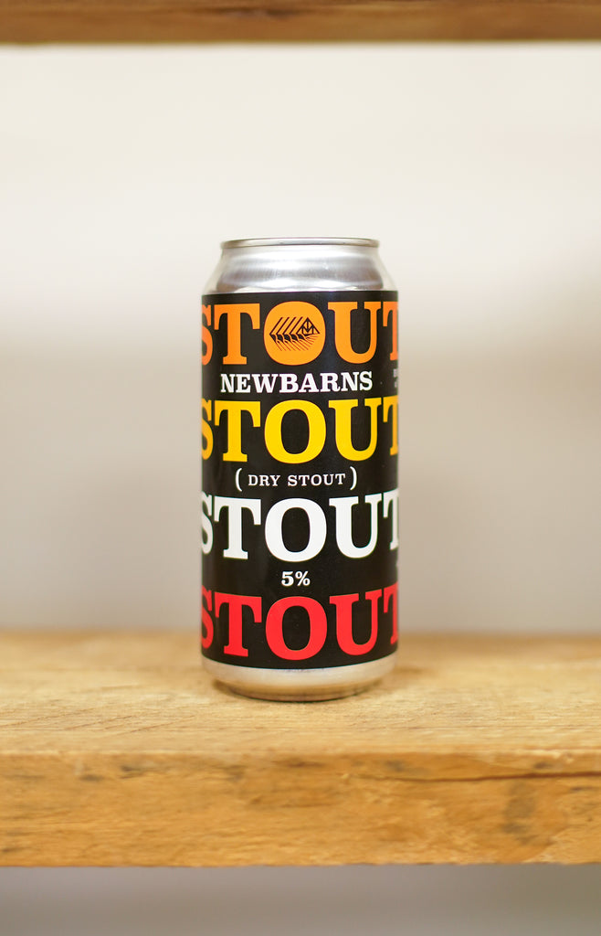 Newbarns - Stout Beer ... [Dry Stout]