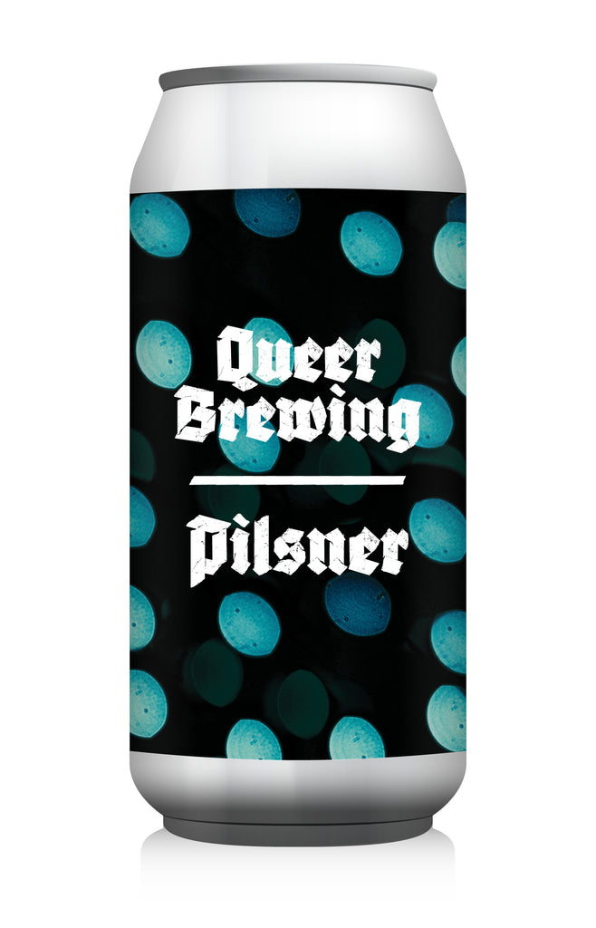 Queer Brewing - Tiny Dots ... [Pilsner]