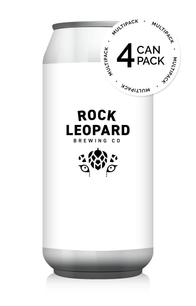 Rock Leopard Showcase [4 Pack]