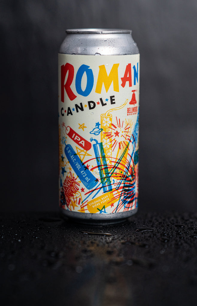 Bellwoods - Roman Candle ... [IPA]