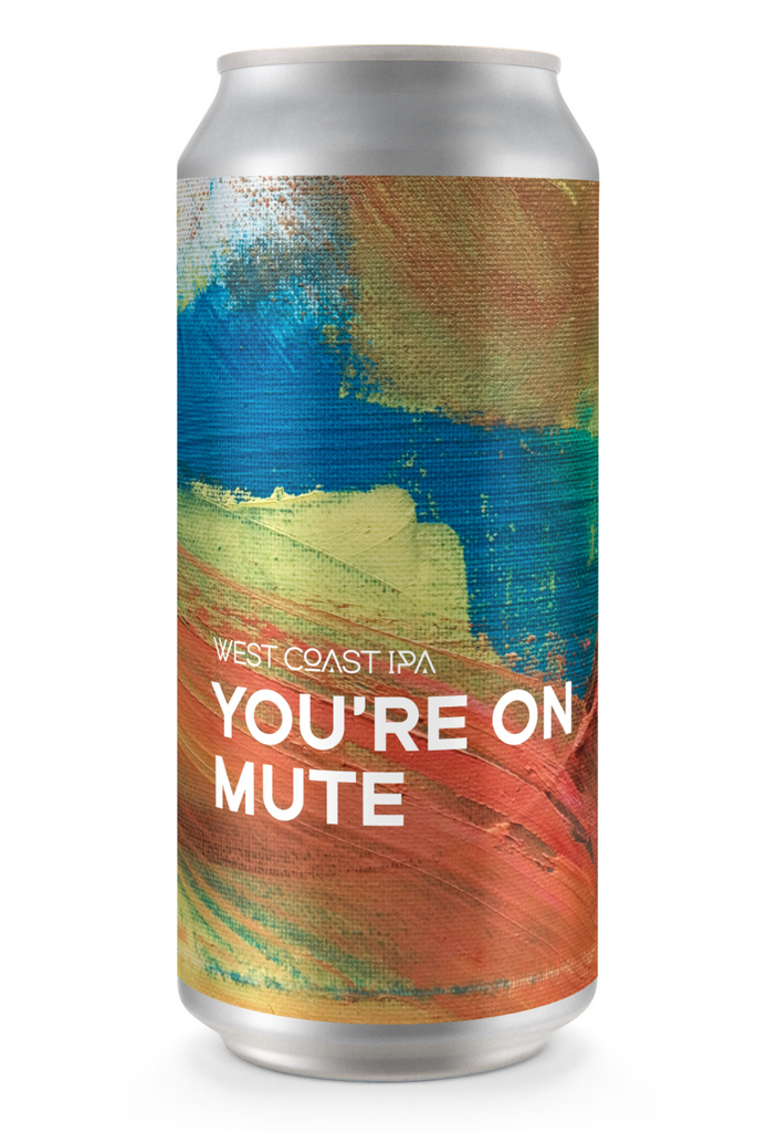 Boundary - You're On Mute ... [West Coast IPA]