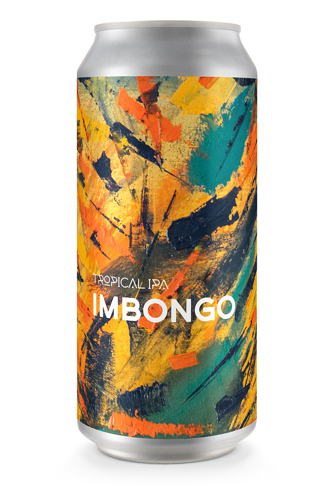 Boundary Brewing Cooperative - Imbongo ... [Tropical IPA]