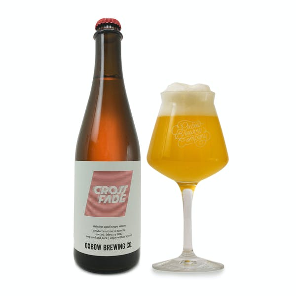 Oxbow - Crossfade... [Hoppy Saison] ... [500ml]