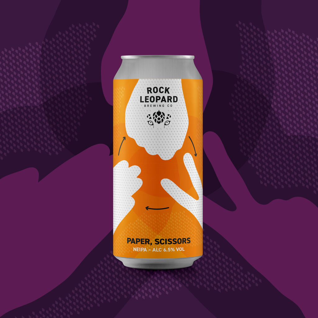 Rock Leopard - Paper Scissors ... [NEIPA]