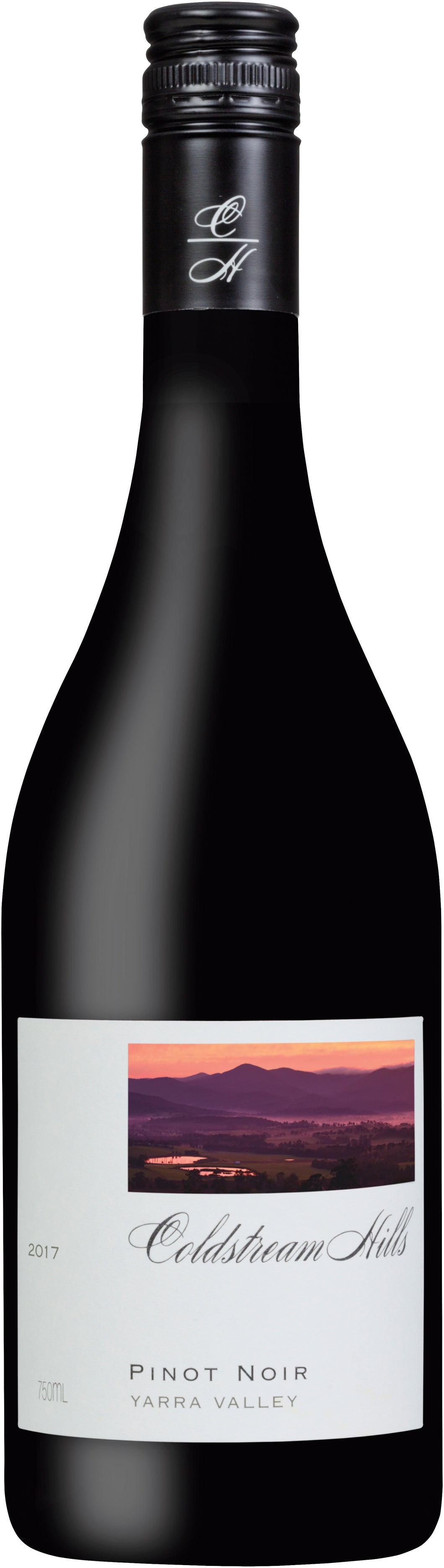 $162.00 per case (6) delivered - COLDSTREAM HILLS VARIETALS Pinot Noir 2019