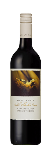 $126.00 per case (6) delivered - DEVIL'S LAIR HIDDEN CAVE Cabernet Sauvignon Shiraz 2018
