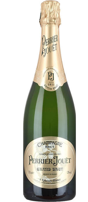 $530.00 per case (6) delivered - Perrier Jouet Grand Brut