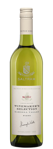 $132.00 per case (6) delivered - SALTRAM WINEMAKER SELECTION Fiano 2019