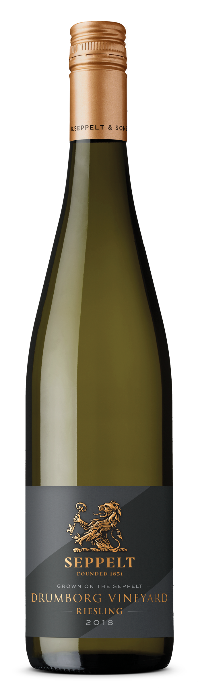 Under $180.00 per case (6) delivered - SEPPELT DRUMBORG Riesling (A) 2019