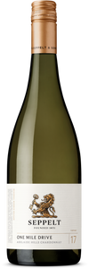 $120.00 per case (6) delivered - SEPPELT ONE MILE DRIVE Chardonnay 2018