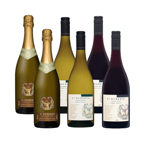$149 per case (6) delivered - ST HUBERTS Dinner Party Mixed Case