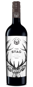 $96.00 per case (6) delivered - ST HUBERTS The Stag Shiraz 2019 (in a case of 6)