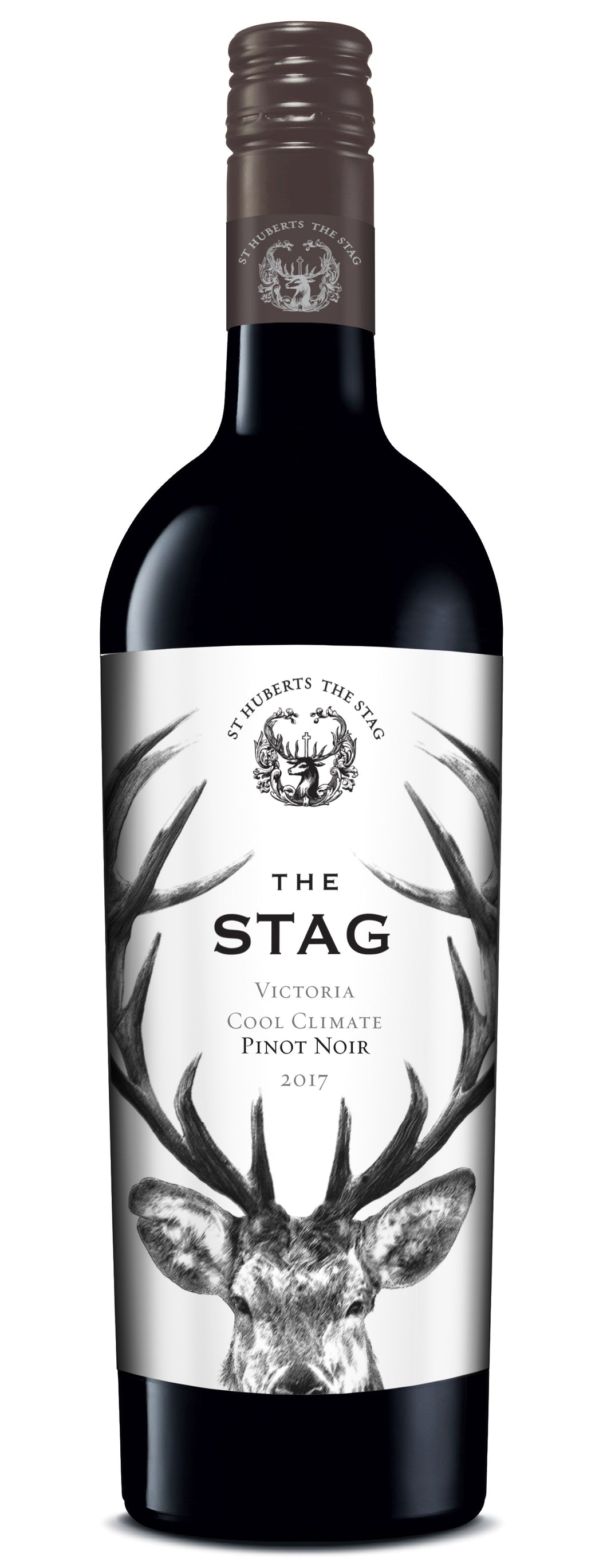 $108.00 per case (6) delivered - ST HUBERTS The Stag Pinot Noir 2019