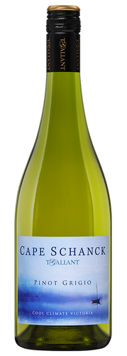 $108.00 per case (6) delivered - T'Gallant Cape Schanck Pinot Grigio 2019