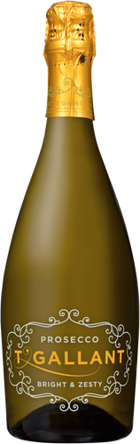 $102.00 per case (6) delivered - T'Gallant Prosecco NV