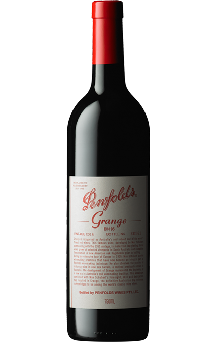 $799.00 per bottle - PENFOLDS Grange 2016 Giftboxed (in a case of 6)