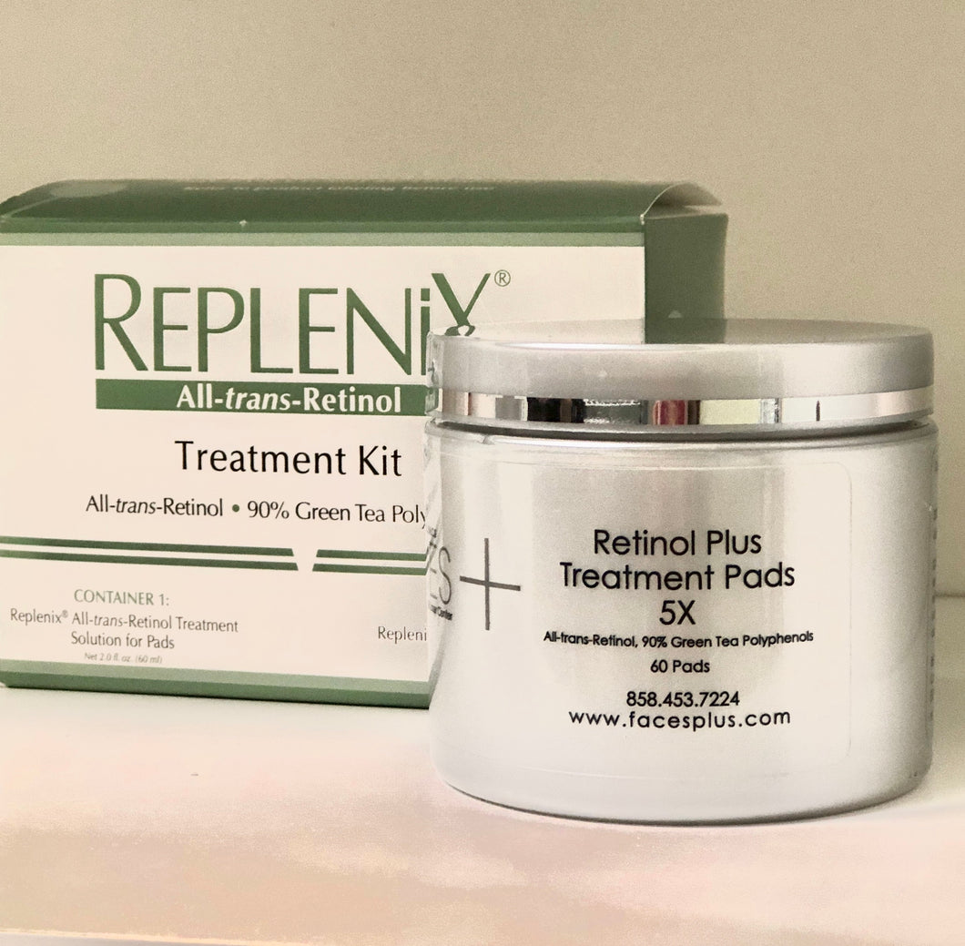 Retinol Plus Treatment Pads