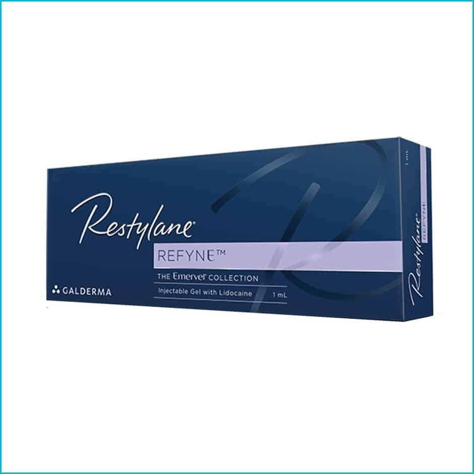 Restylane Refyne - Treatment for Nasolabial Folds