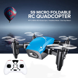 Mini Drone Helicopter With HD Camera