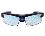 The world's unique 0.3 second automatically switches color-changing sunglasses