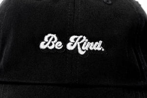 BE KIND Dad Hat Black