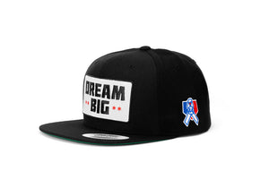 RHofK x Rizzo Dream Big Black Patch