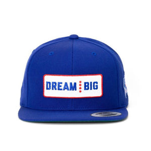 RHofK x Rizzo Dream Big Blue Patch