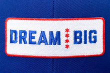 Load image into Gallery viewer, RHofK x Rizzo Dream Big Blue Patch