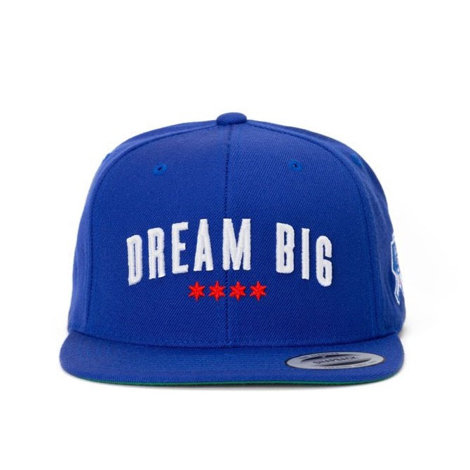 RHofK x Rizzo Dream Big Blue Stitch