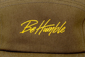 "Be Humble ""Camper Hat"""