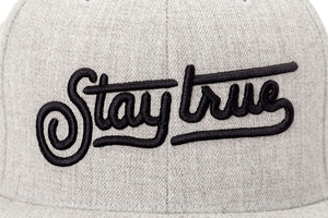 Stay True Grey