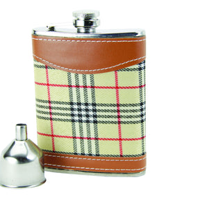VIN BOUQUE FLASK BEIGE