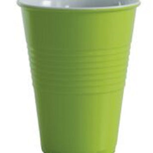 AVANTI MELAMINE CUP 400ML GREEN