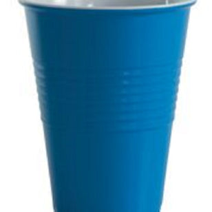 AVANTI MELAMINE CUP 400ML BLUE